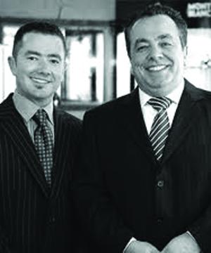 Michael & Bobby Yampolsky