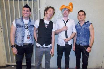 Marianas Trench at the D, 5.18.14