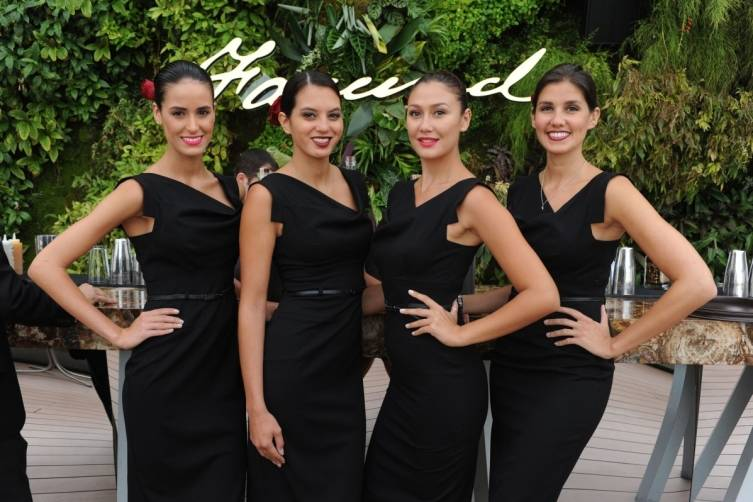 Marianela Ancheta, Angelia Alvarez, Raysa Peres, & Krista Richmon1