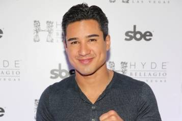 Mario Lopez at Hyde Bellagio, Las Vegas – 5.3.14