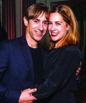 Mark Pincus And Allison Pincus