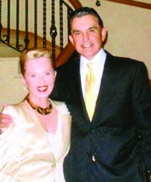 Martin and Connie Silver