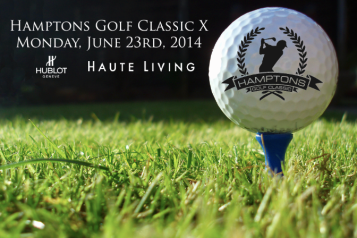 Hamptons golf classic invite