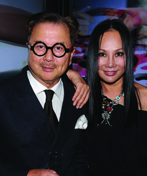 Eva And Michael Chow