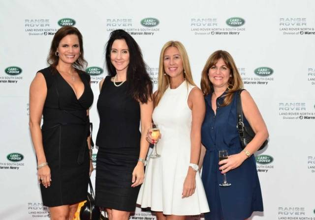 Monica Veiga, Nati Infante, Maria Louisa Boord and Emily Diaz Padron