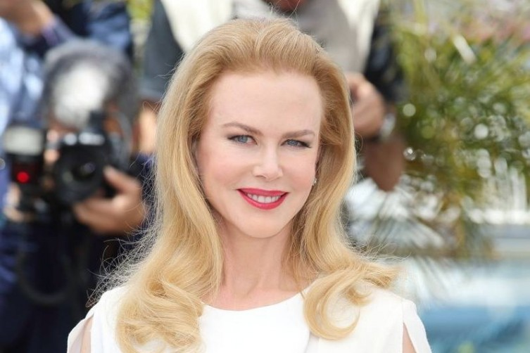 Nicole Kidman Chose This Image For Her First Instagram Post