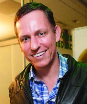 Peter Thtel