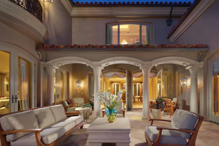 Spectacular Oceanfront Residence in LA listed by Sotheby's International Realty
