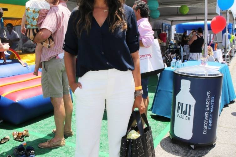 Rachel Roy stopping by Baby First at OCRF Super Saturday LA