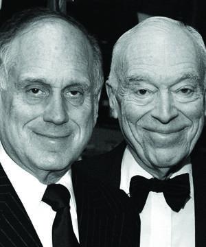 Leonard & Ronald Lauder