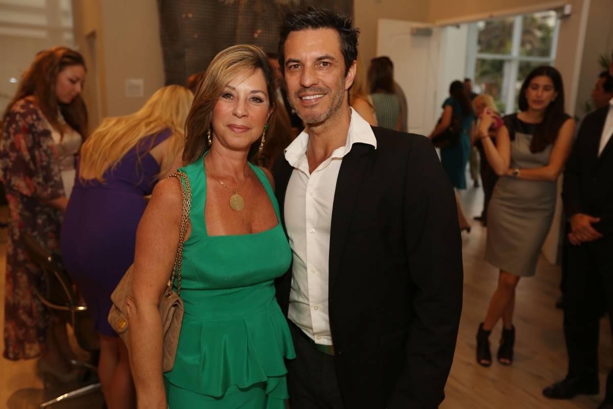 Rosana Horton & Jose Pinto