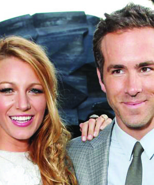Ryan Reynolds & Blake Lively