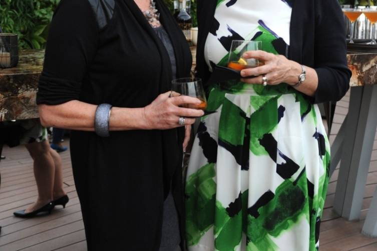 Sharon Donnelly & Debby Menegay1