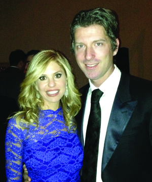 Michael and Nikki Simkins