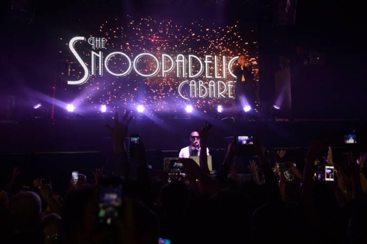 The Snoopadelic Cabaret at TAO