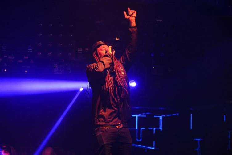 Ty Dolla Sign Performance_Hakkasan Nightclub_Hakkasan Thursdays