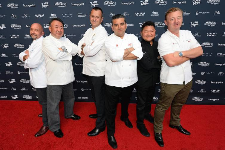 Grand Tasting At Vegas Uncork'd By Bon Appetit