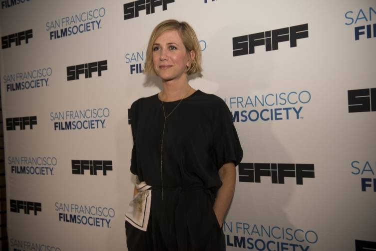Kristin Wiig, star of THE SKELETON TWINS, at the 57th San Francisco International Film Festival