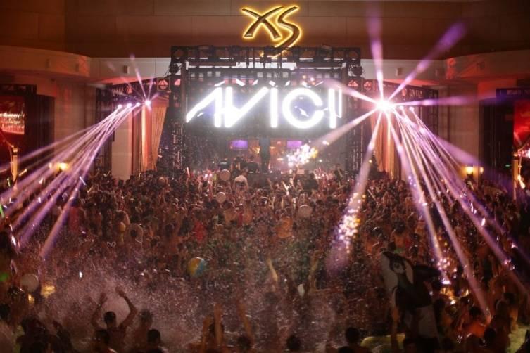 XS - Avicii - 5.25.14 - Record Attendance - photo credit Danny Mahoney
