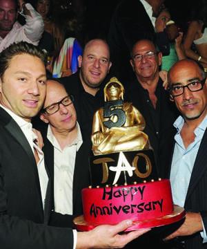 Tao Las Vegas Celebrates Five Year Anniversary