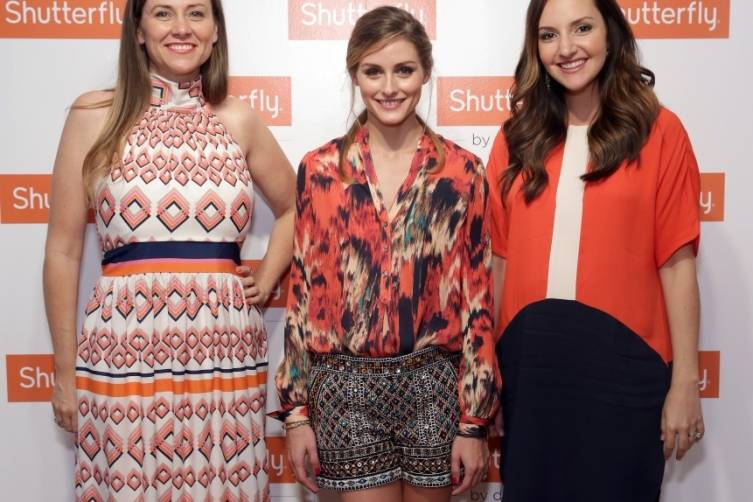 Michelle Workman, Olivia Palermo and Brit Morin