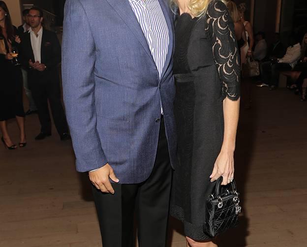 Don Peebles and Katrina Peebles