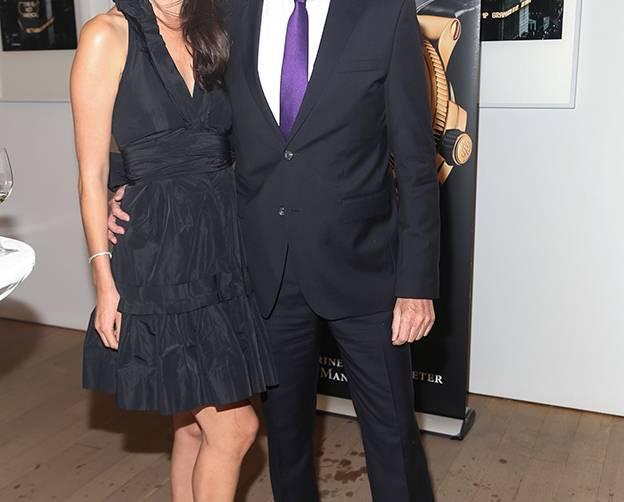 Tanina Babic and Kevin Maloney