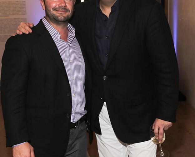 Bobby Yampolsky and Ricardo Guadalupe
