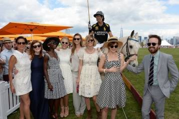 The Seventh Annual Veuve Clicquot Polo Classic – VIP