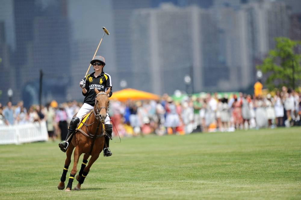 The Seventh Annual Veuve Clicquot Polo Classic - Match