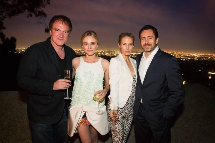 A3_Quentin_Tarantino,_Diane_Kruger,_Stefanie_Sherk,_Demian_Bichir