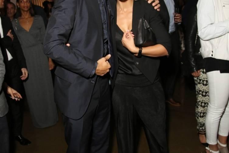 Adrian Grenier & Emanuelle Chriqui
