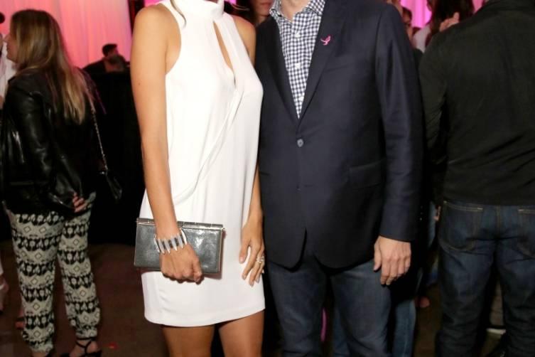 Alessandra Ambrosio & David Shane