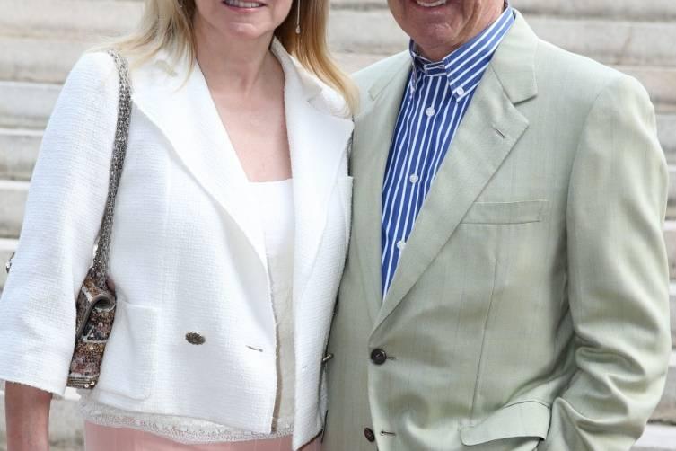 Barbara Cirkva and John Schumacher