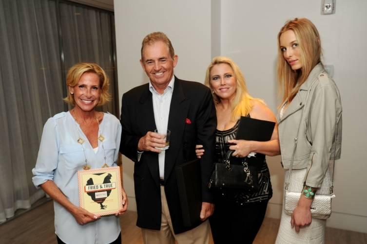 Carolyn Block Ellert, Christopher Blackman, Lesa Blackman, & Amalie Loendal