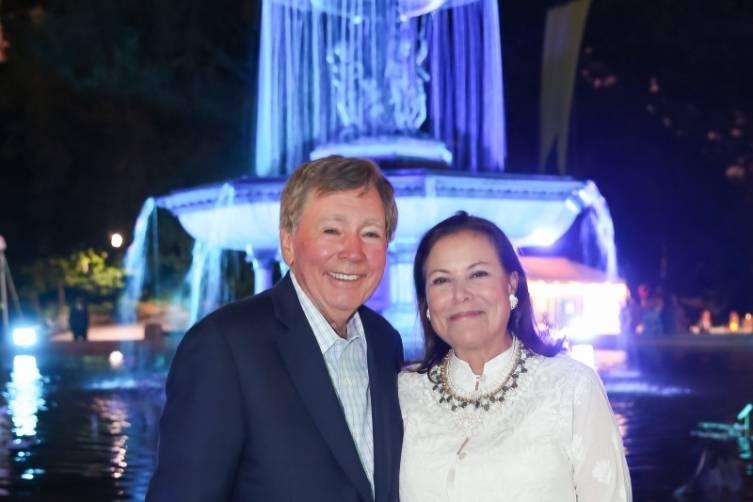 Cathy and Bill Ingram
