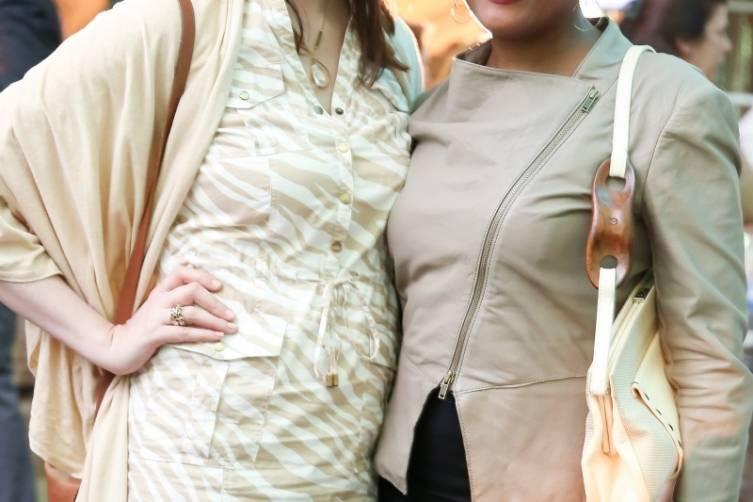 Chantal McLaughlin, Alexis Clark