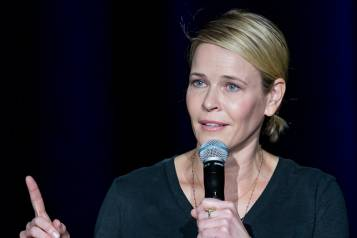 Chelsea Handler performs at The Chelsea inside The Cosmopolitan June 13_Kabik-93