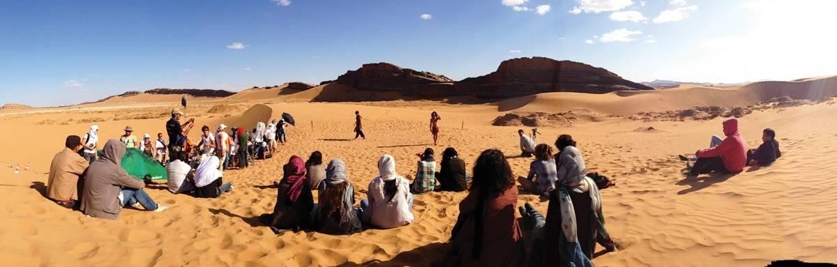 Desert-BTS