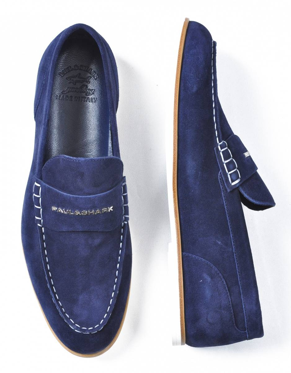 Paul and Shark loafers