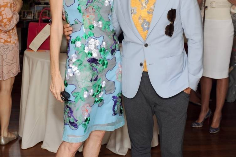 Elizabeth Stewart & George Kotsiopoulos