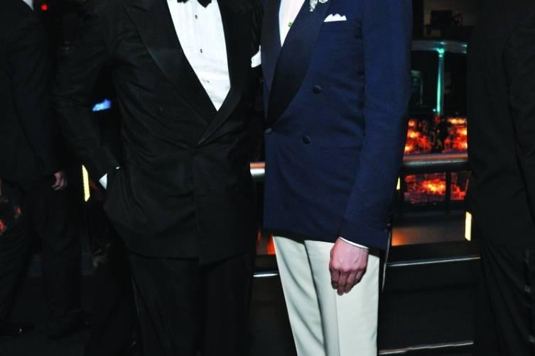 Eric Javits Jr. and Di Mondo-photo credit-D. Finnin