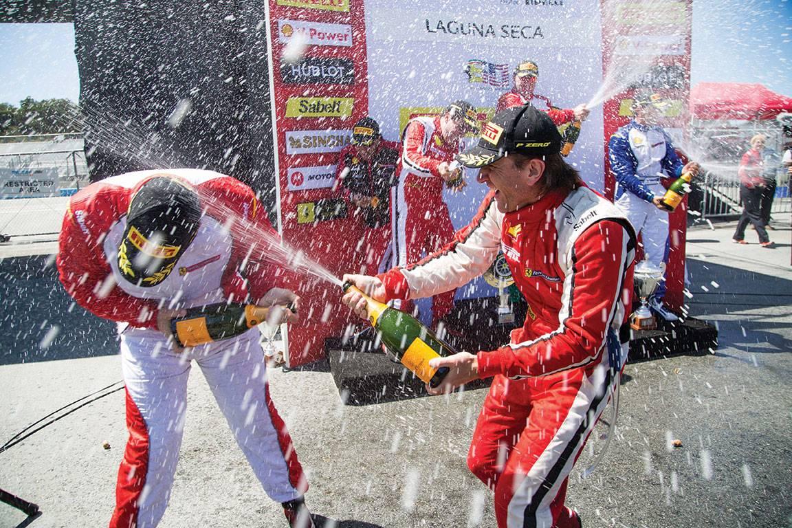 Ferrari Challenge Series Laguna