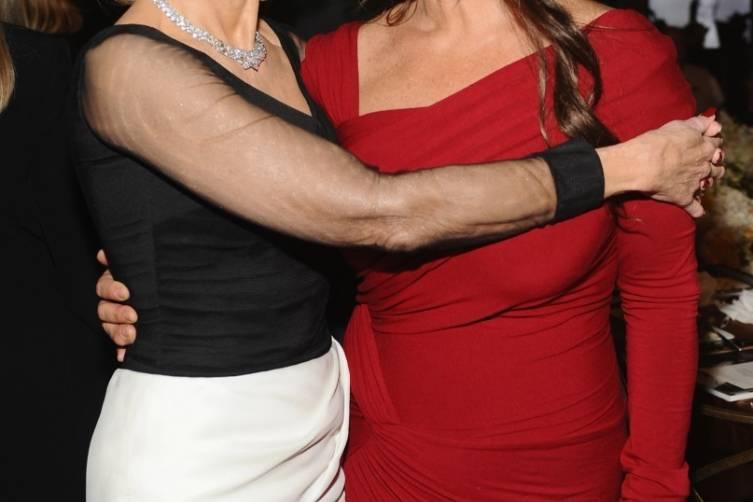 Jane Fonda & Marcia Gay Harden