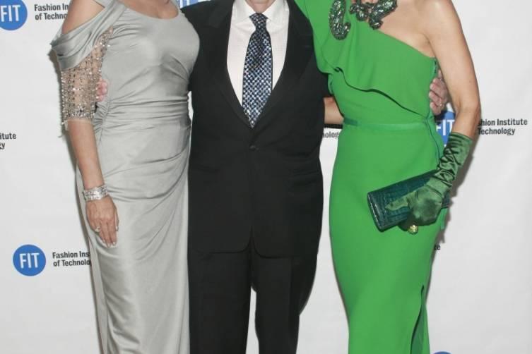 Joan Hornig, Dr. Jay Baker, Linda Fargo