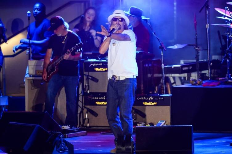 Kid Rock Performs at Boulevard Pool at The Cosmopolitan of Las Vegas June 6_KidRock-18