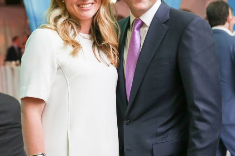 Kristy and Jonathan Korngold