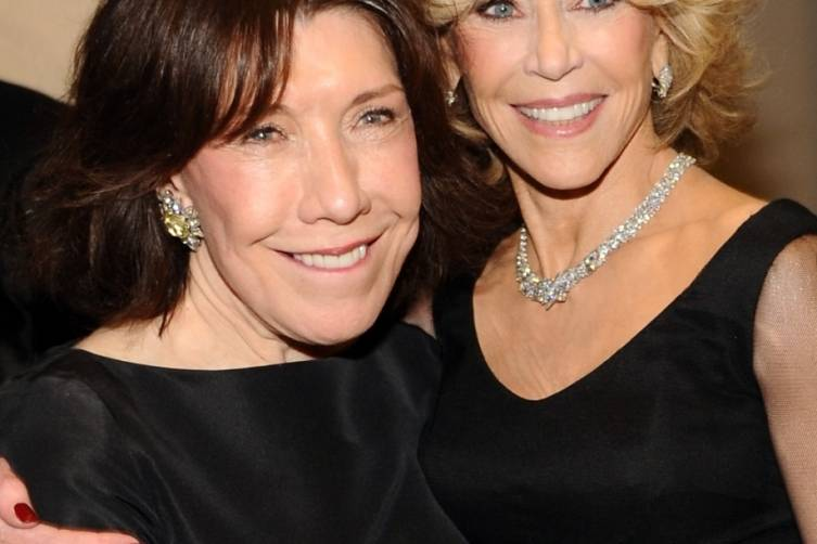 Lily Tomlin & Jane Fonda