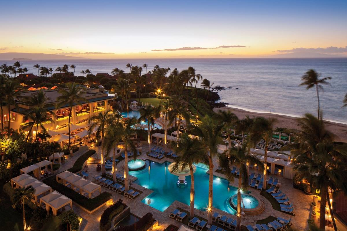 Photo: Four Seasons Maui