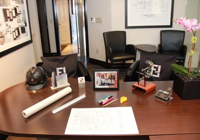 MIchael Goldstein Desk 2